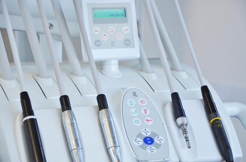 Zahnarzt Equipment